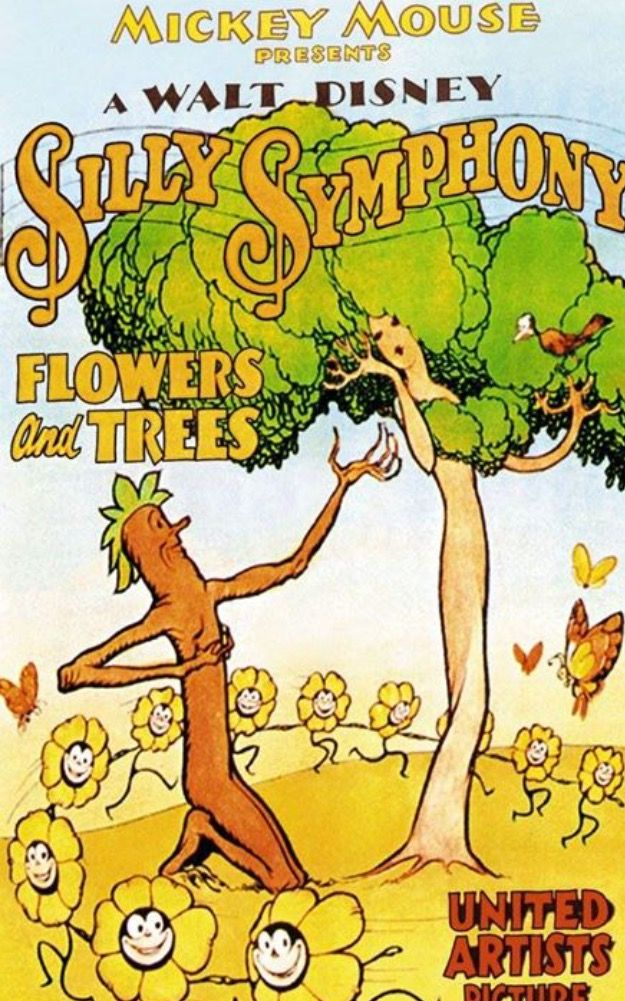 Flowers and Trees is a 1932 Silly Symphonies cartoon