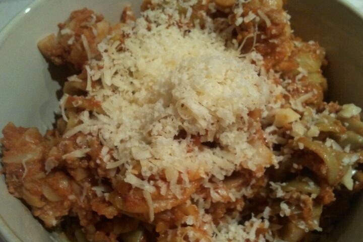 Dani Valent's Spaghetti Bolognaise