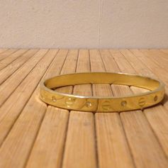 Used Cartier Inspired Bracelet 8 inches round in BR3 Beckenham for £ 10.00 – Shpock