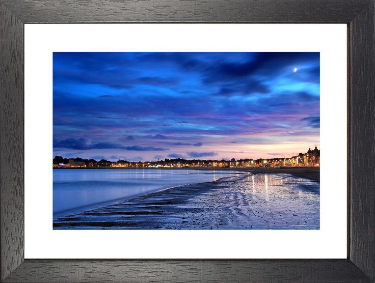 """@VisitDorset @VisitWeymouth  #weymouth artwork Dorset 20"""" x 16"""" framed prints see link http://www.ollietaylorphotography.com/purchase-prints"""