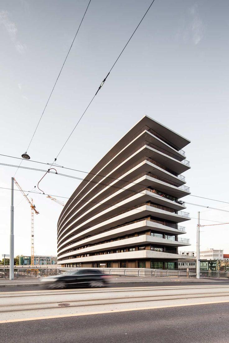 Les 25 meilleures id es de la cat gorie architecture d - La demeure moderne gb house par mmeb architects ...