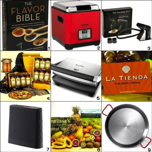 Gifts For Cooking Lovers Who Have Everything Winter Holiday Recipes Gifts For Cooks Foodie Gifts