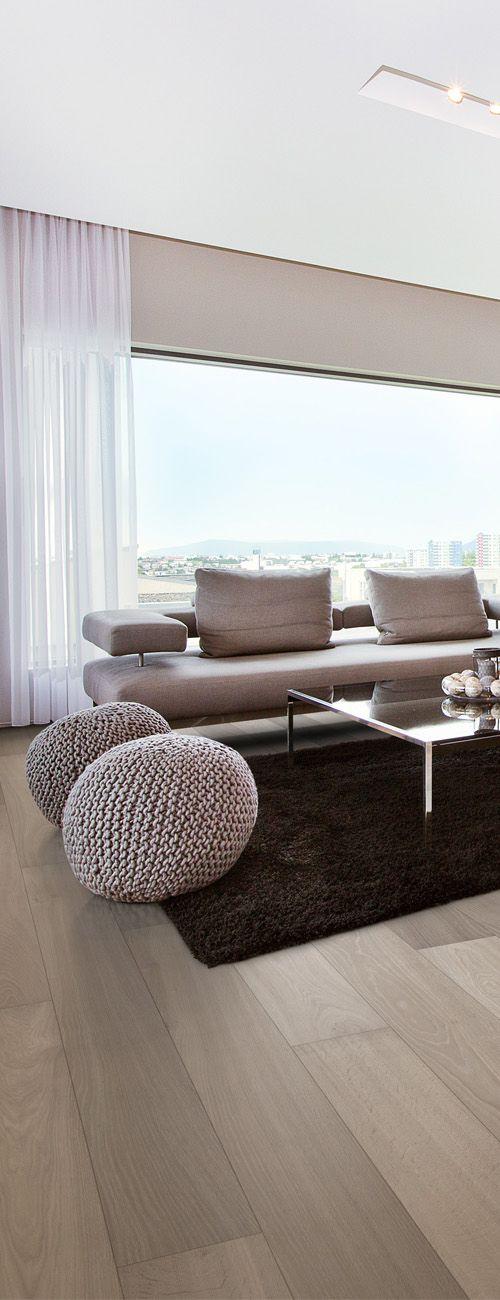 Kährs | Wood flooring | Parquet | Interior | Design | Capital Collection | Eiche Berlin | www.kahrs.com