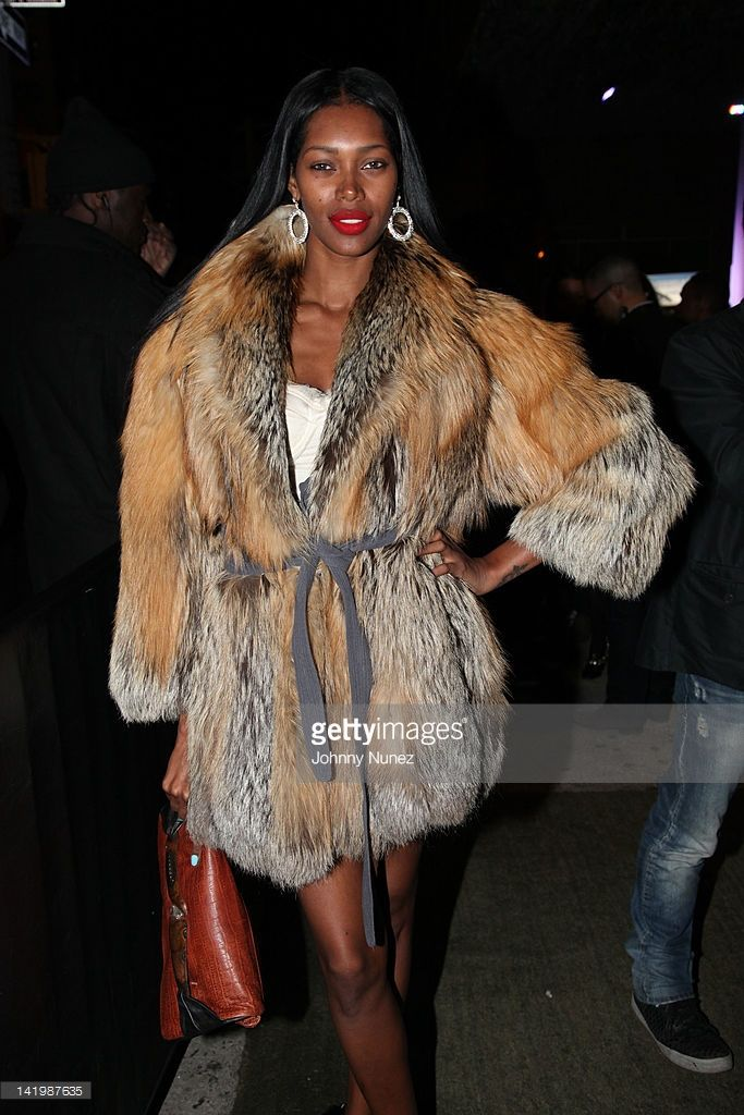 Jessica White attends Tony Yayo birthday celebration & Dawn Richards EP release party at Greenhouse on March 27, 2012 in New York City.