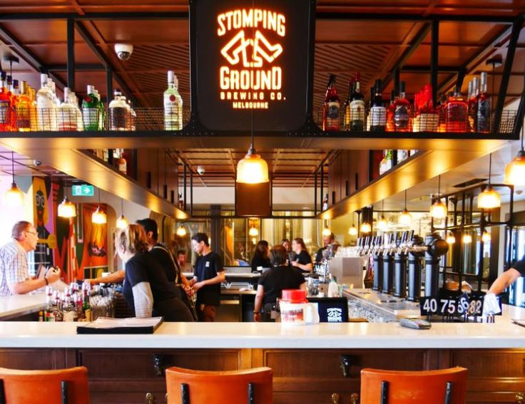 Delaware North brings Stomping Ground Brewing Co to
