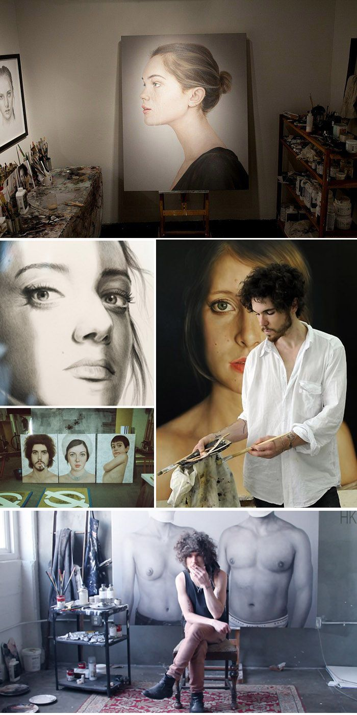 "Matthew ""Matt"" Doust (1984 – 28 August 2013) was an internationally renowned American-born Australian hyper-realistic artist who was a finalist in the 2011 Archibald Prize, for his work on a portrait Australian actress and fashion model Gemma Ward."