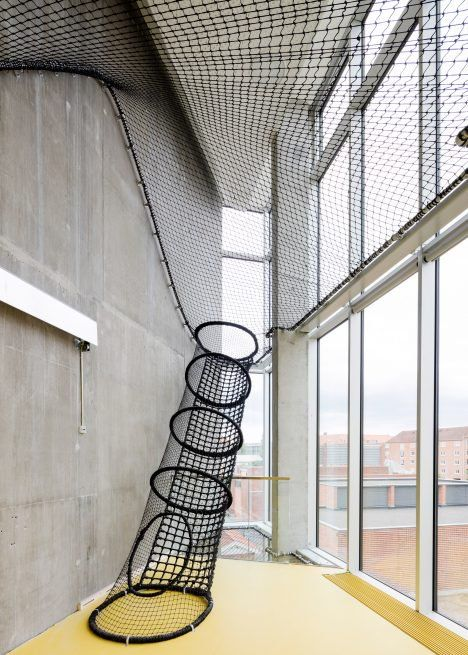 MVRDV creates playground for adults in Denmark