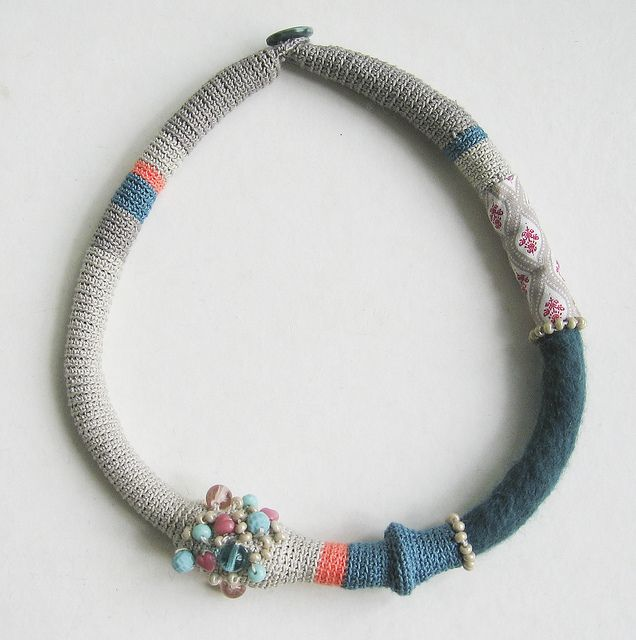 French Knitting Jewellery : Best french knitting jewelry images on pinterest