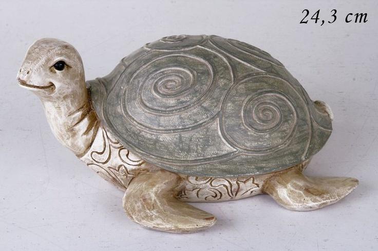 Kaplumbağa Biblo 24 Cm