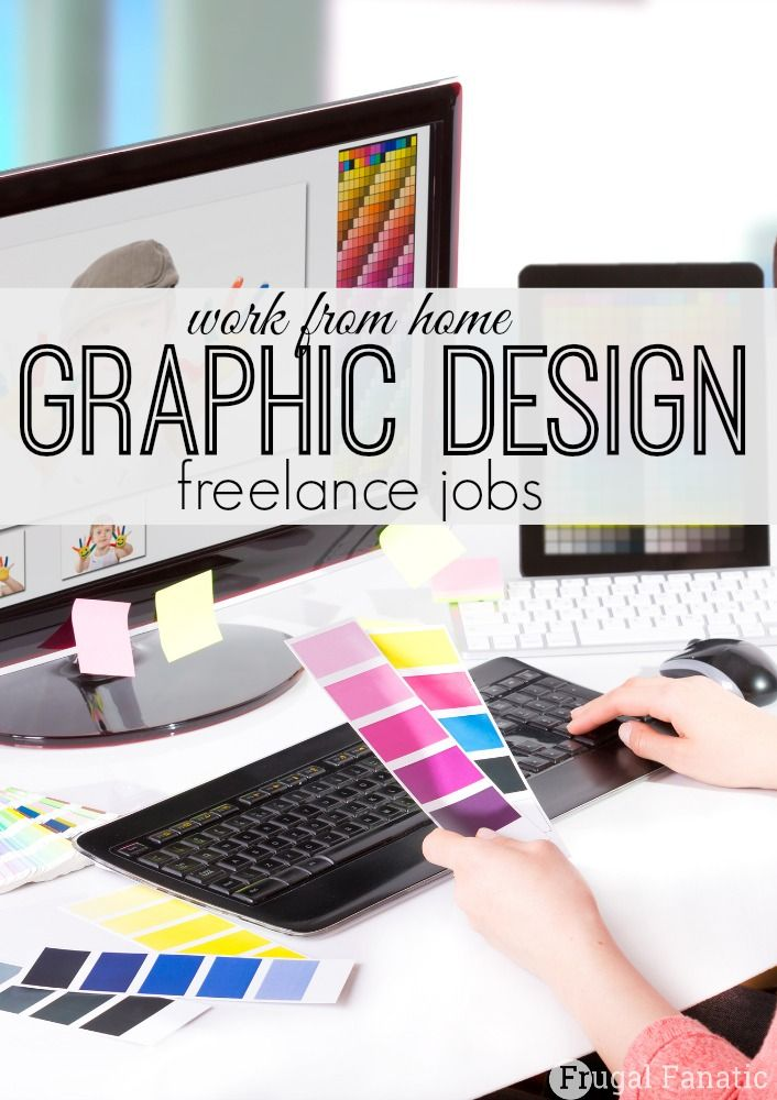 Freelance web design work online