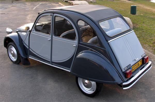 Citroen 2CV Charleston - 1980 -  Maintenance/restoration of old/vintage vehicles: the material for new cogs/casters/gears/pads could be cast polyamide which I (Cast polyamide) can produce. My contact: tatjana.alic@windowslive.com