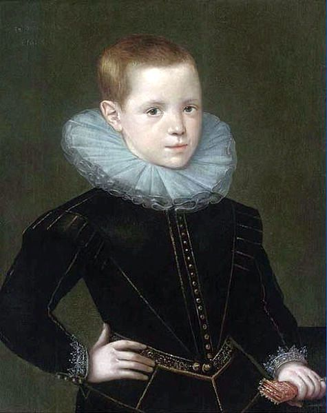 Portrait of Thomas Oxenden by Marcus Gheeraerts the Younger in 1603 A.D.