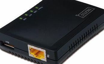 Digitus Multifunction Network Server 1xUSB2.0interg Rieter NAS and RJ45Network USB Hub Print Server 10/100 DIGITUS Multifunction Network Server DN-13020 - Geräteserver - 10Mb LAN, 100Mb LAN, USB 2.0 (Barcode EAN = 4016032292913). http://www.comparestoreprices.co.uk/december-2016-week-1/digitus-multifunction-network-server-1xusb2-0interg-rieter-nas-and-rj45network-usb-hub-print-server-10-100.asp