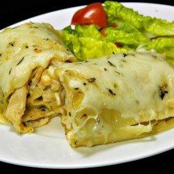 Alfredo Chicken Lasagna Rolls - Allrecipes.com