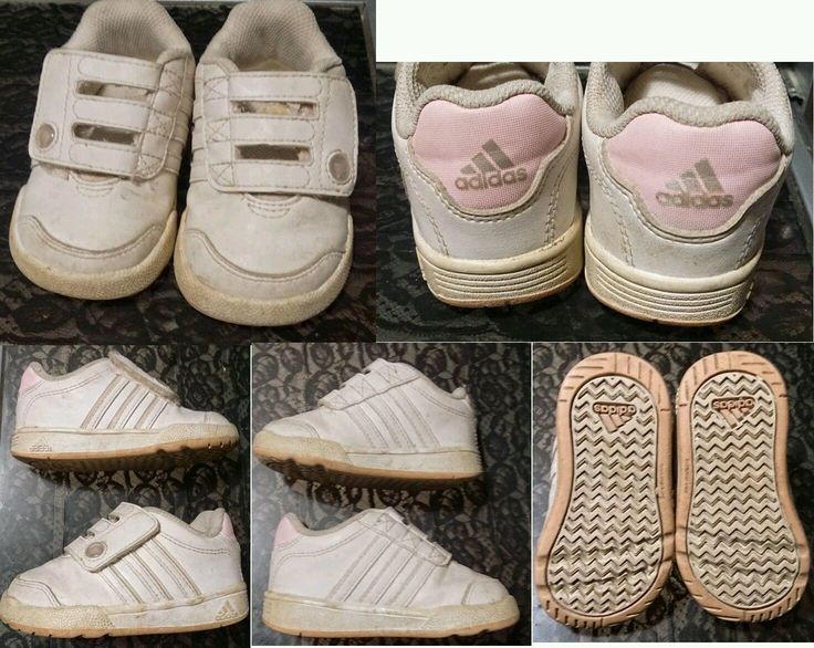http://www.ebay.fr/itm/Basket-blanche-Adidas-avec-scrach-Taille-20-/191356593348?pt=FR_Bebe_Chaussures