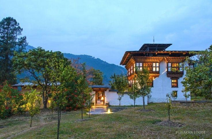 hotel Bhoutan au pays du bonheur national brut