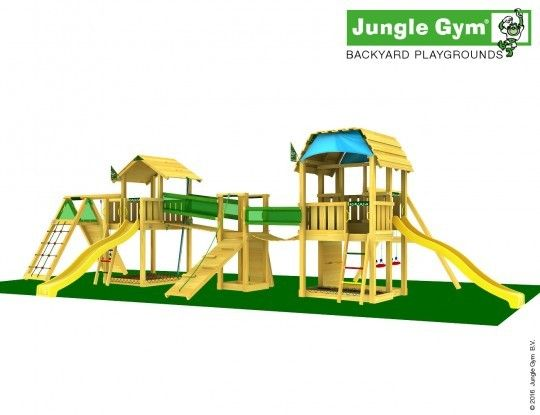 Play Paradise 8 ✨ - A large and wonderful play area! #JungleGym