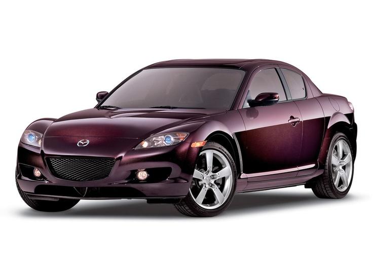 2005 Mazda RX-8 SHINKA Special Edition.