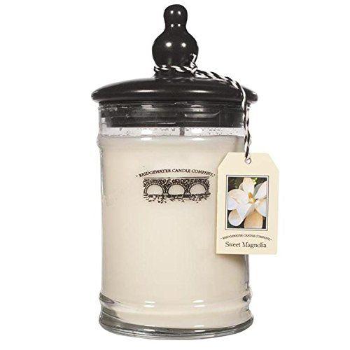 Bridgewater Candle Sweet Magnolia 18.5 Ounce Large Jar Candle