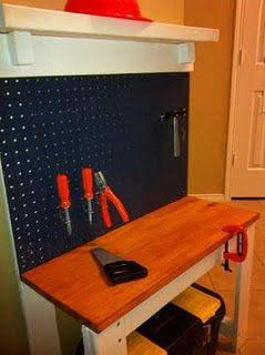 Toddler Workbench for W