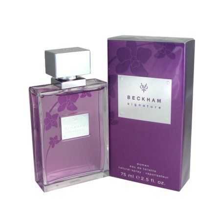 David Beckham Signature for Women by 2.5 oz EDT