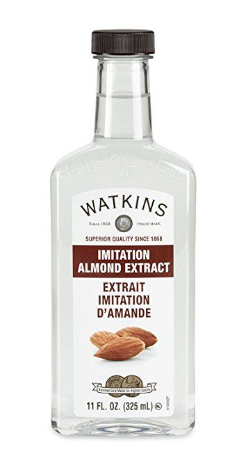 Watkins Imitation Extract, Almond, 11 Ounce (Packaging may