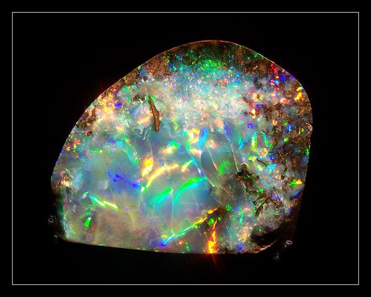 Opal by kaibafangirl.deviantart.com on @DeviantArt