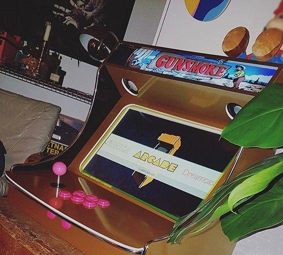Bartop arcade 1.2