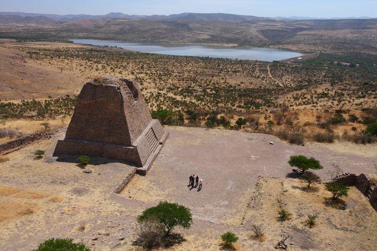 La Quemada Pyramid, Zacatecas, Mexico