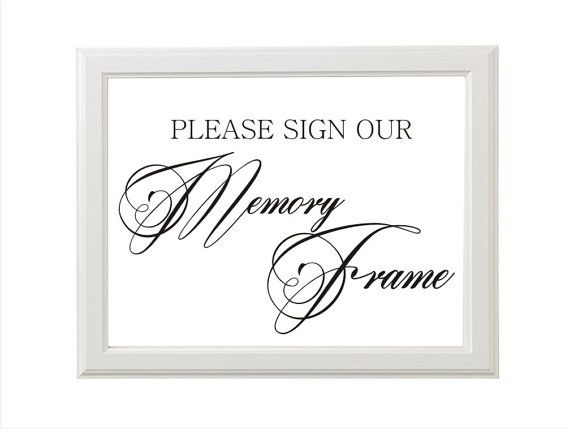 Personalized Wedding sign  8 x 10 or 5 x 7 Silk Print  by TheOxee, $12.00