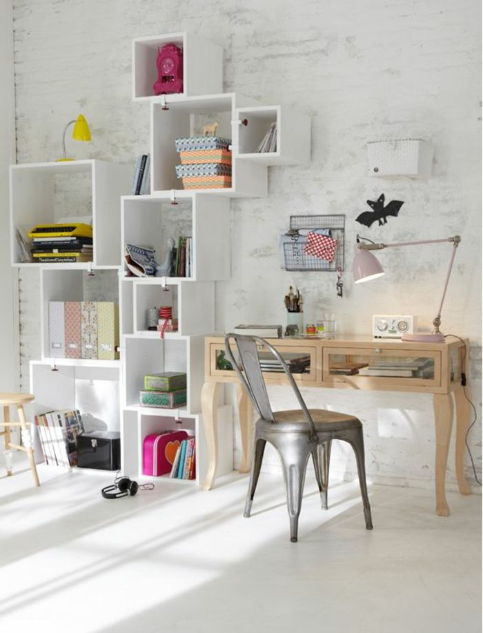 17 best ideas about cube rangement on pinterest cube for Meuble cube modulable