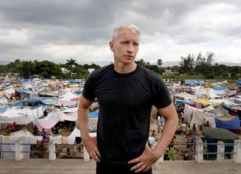Anderson Cooper. Top journalist. Hero.: Man Crushes, Cnn Anchors, Anderson Cooper, Anti Jewish Slur, Definitions Leaves, Gay Celebsout, Gloria Vanderbilt, Gay Man, Gay Celebs Outs