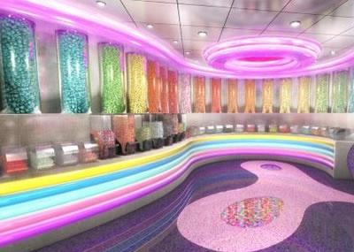 MSC Splendida - Sweet Sweet Room