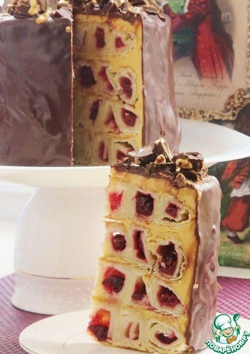 """Торт """"Дружный дом"""" - кулинарный рецепт"""