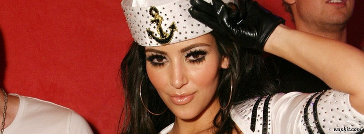 Kim Kardashian facebook cover photo | Covers Photos | FB HD Cover Images | Facebook Timeline Covers
