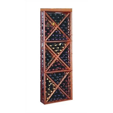 Wine Cellar Innovations Designer Series 132 Bottle Wine Rack