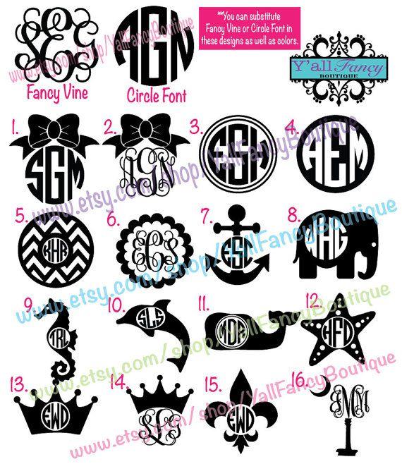 Best T Shirt Designs Images On Pinterest Monogram Shirts - Custom vinyl decals for tee shirts