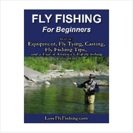 Flyfishing for beginners is a book on pdf format and a MP3 audio file.