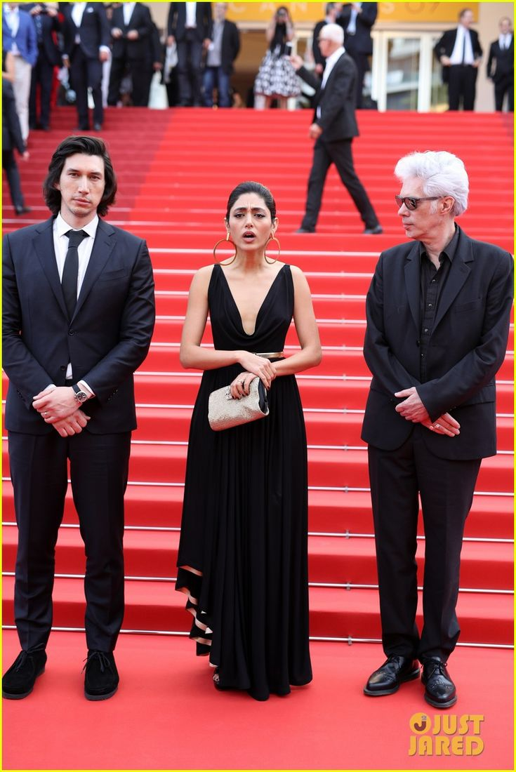 Adam Driver Brings Wife Joanne Tucker to Cannes 2016 'Paterson' Premiere: Photo #3657583. Adam Driver and his wife Joanne Tucker pose for photos together on the red carpet at the Paterson premiere during the 2016 Cannes Film Festival on Monday (May 16)…