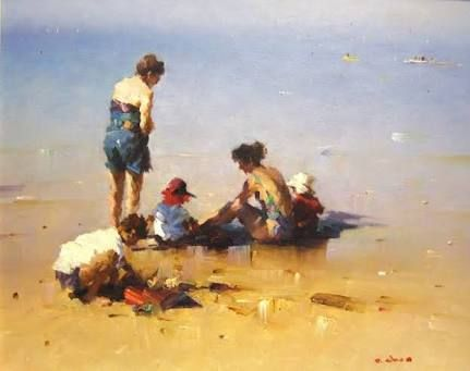 david chen painting - Google Search