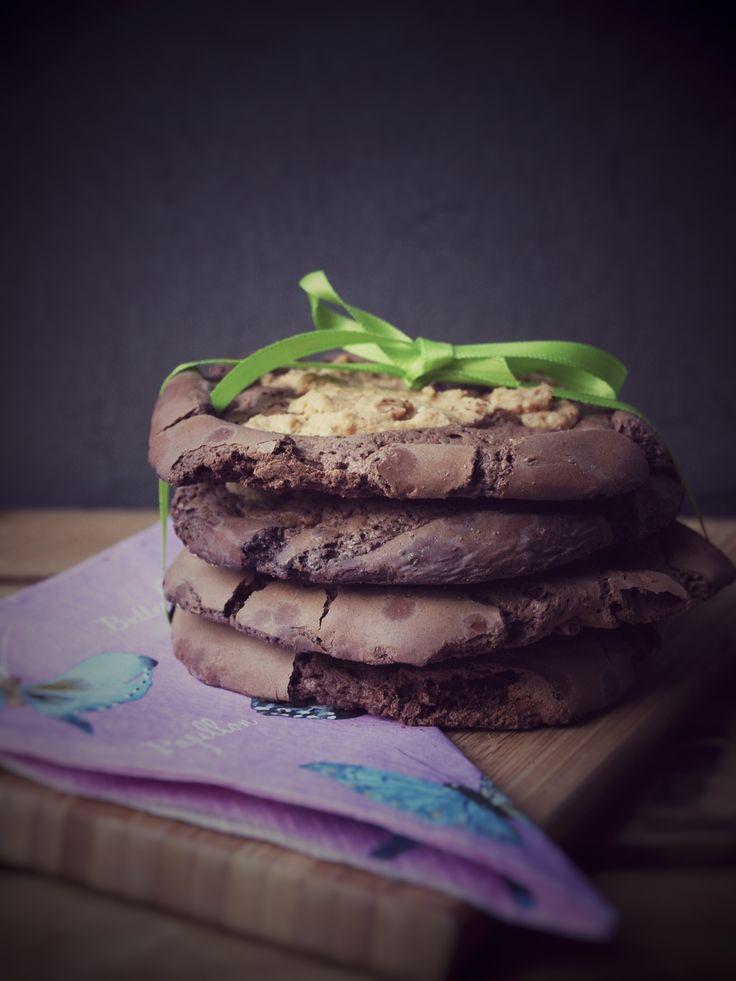 Dinkel Erdnussbutter Kekse