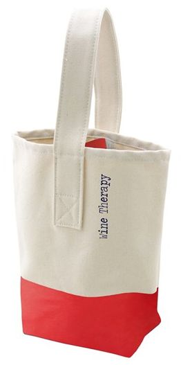 perfect #wine #tote for a picnic  http://rstyle.me/n/f3regpdpe