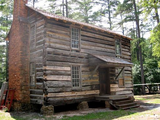 207 Best Log Cabins Images On Pinterest