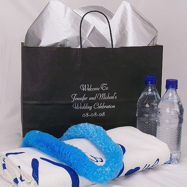 Wedding Gift Bag Ideas For Out Of Town Guests: 1000+ Ideas About Wedding Gift Bags On Pinterest