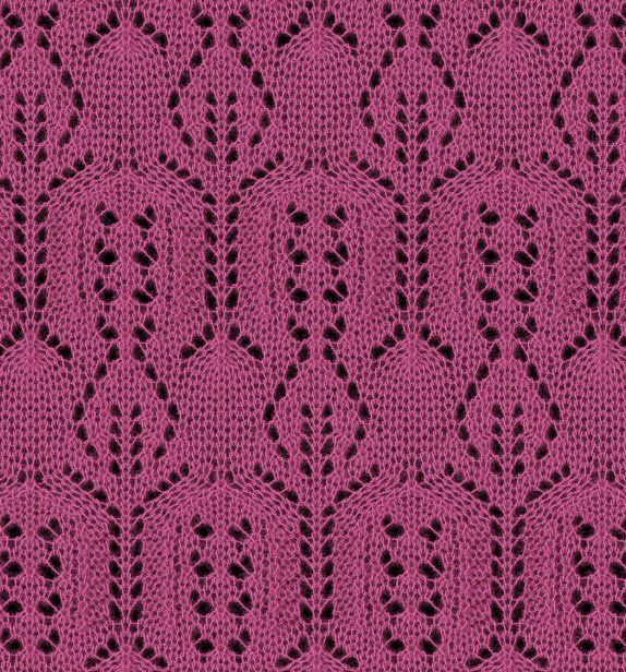 Cable Lace Knitting Stitches : 565 best images about Knitting patterns on Pinterest Cable, Lace knitting p...