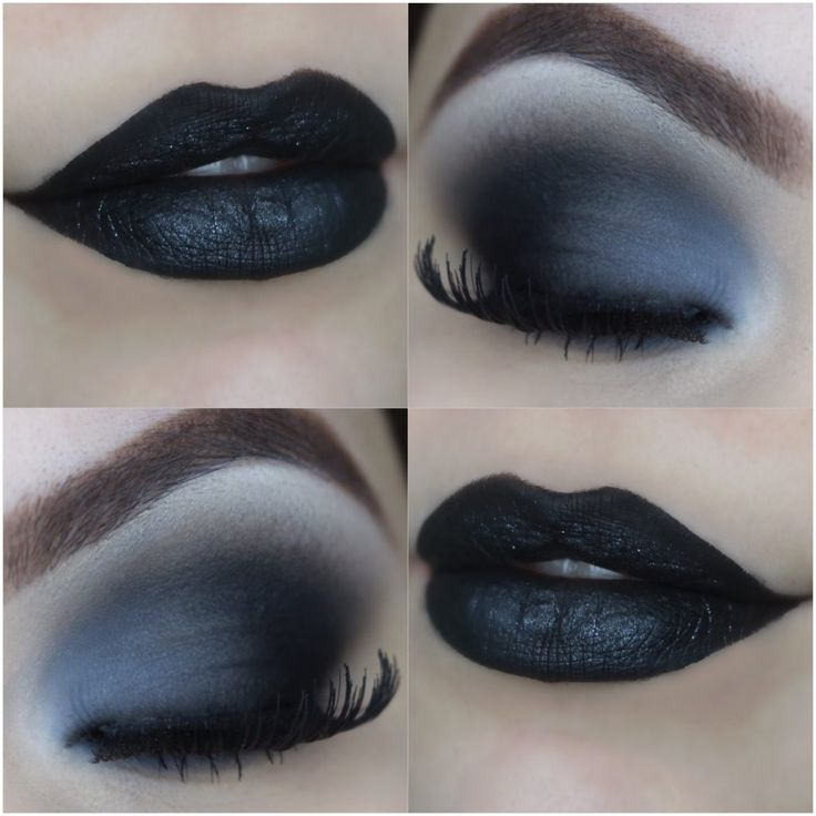 Black Makeup https://www.youtube.com/watch?v=STahwn-Uv4U