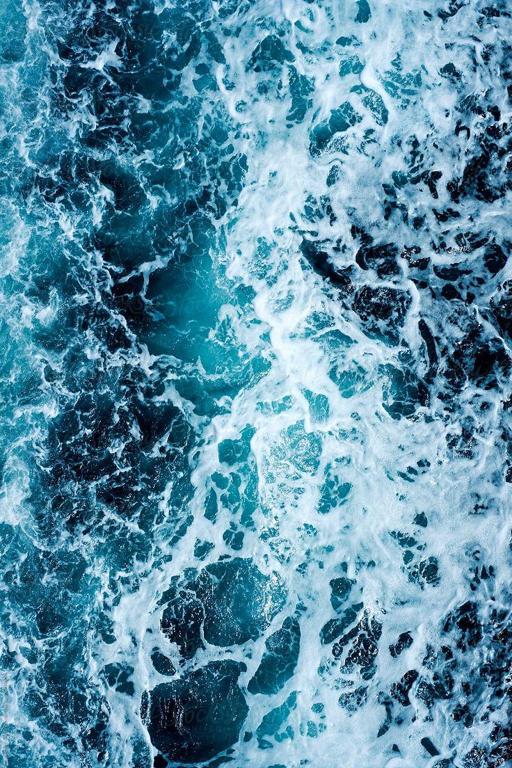 Rough Seas… by Catherine MacBride for Stocksy Un…