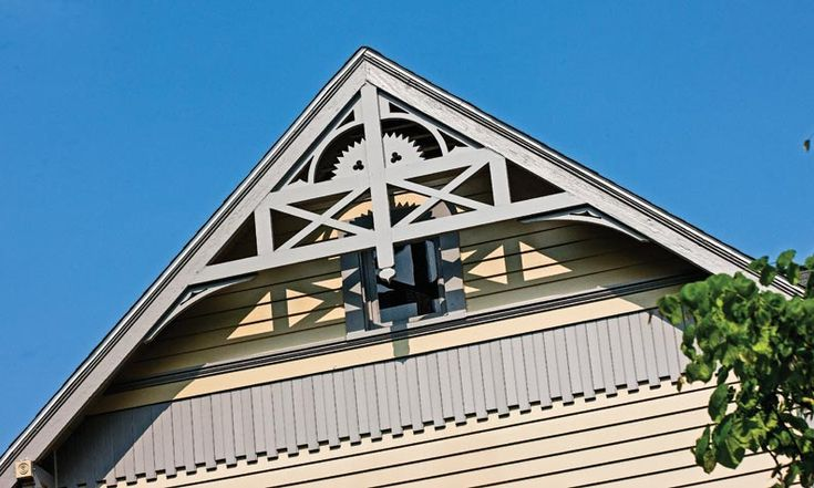 50 best images about gable trim on pinterest old for Victorian house trim