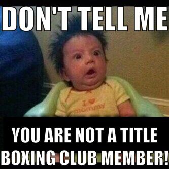 b57f994be351525dd62a13f31bedec7d boxing club boxing gym 40 best title boxing club memes images on pinterest boxing club