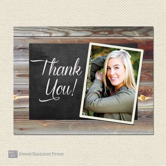 Best  Graduation Thank You Cards Ideas On   Thank You